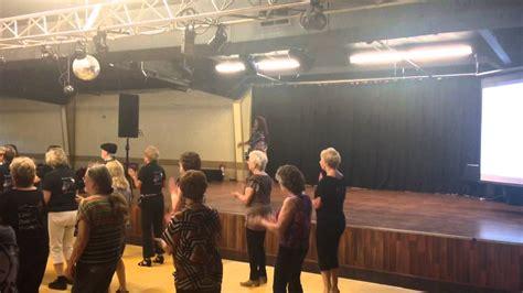 Let's Have A Party Line Dance By Rachael Mcenaney, John