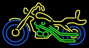 Motorcycle Neon Signs Every Thing Neon