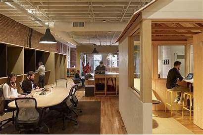 Office Airbnb Portland Explore Cafeteria Officelovin Jeremy