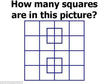 how many square in a square can you guess how many squares there are