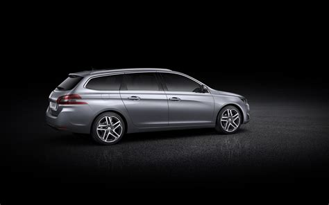 peugeot  sw revealed   liters  cargo space