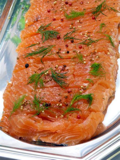 composition du sel de cuisine saumon gravlax lilizen cuisine
