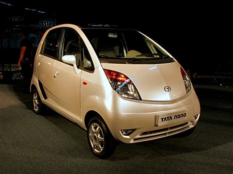 Tata Nano Car Wallpapers, Images, Pictures, Snaps, Photo