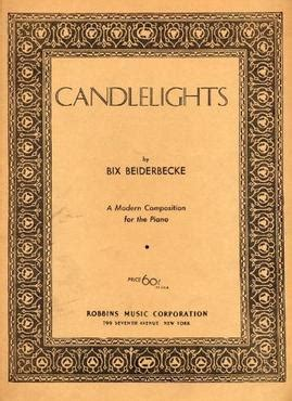 candlelights song wikipedia