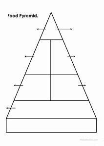 printable: Printable Food Pyramid Worksheet