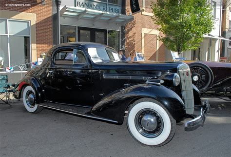 1936 Buick Series 40 Special Images. Photo 36-buick