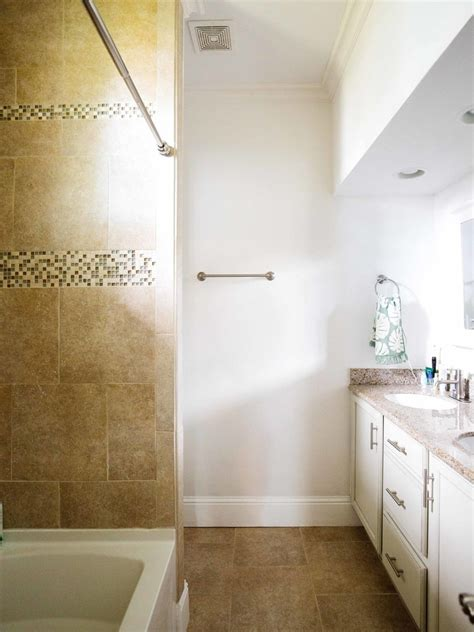 Master Bathroom Before & After — Old Brand New