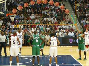 Learn how projectile motion helps basketball players score ...