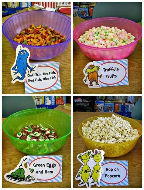 dr cuisine dr seuss ideas for dr seuss partydr theme