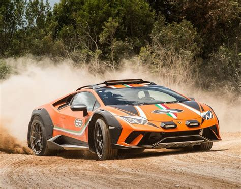 Lamborghini Huracán Sterrato Is Real and Could See Limited ...