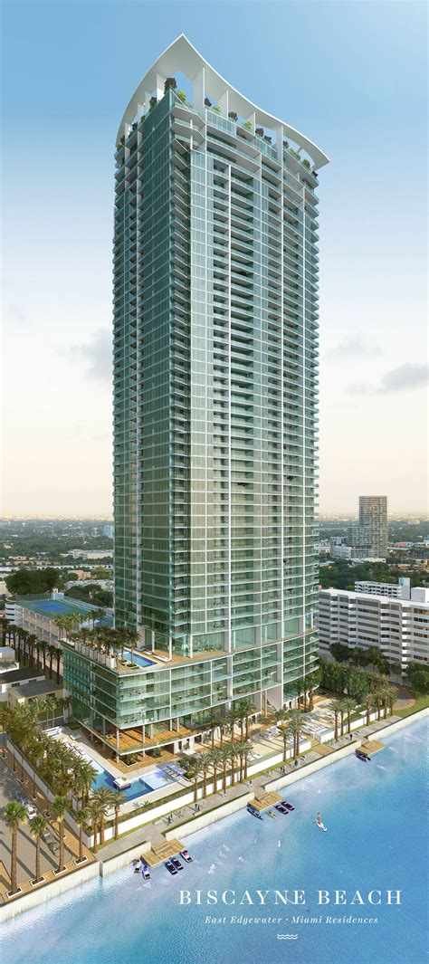 Apartments Near Edgewater Miami by Biscayne A High End Condo In Miami S Edgewater