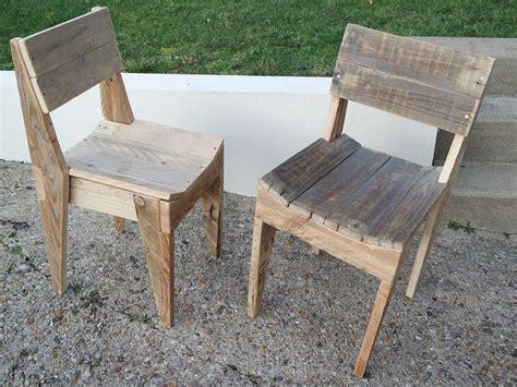 chaise palette nichoir en bois de palette mzaol com