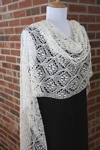 Size Chart 6 Inches Ravelry Quatrefoil Lace Scarf Pattern By Blank