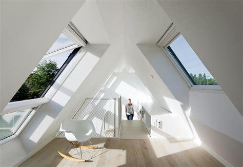 roof window lichtaktiv house  velux stylepark