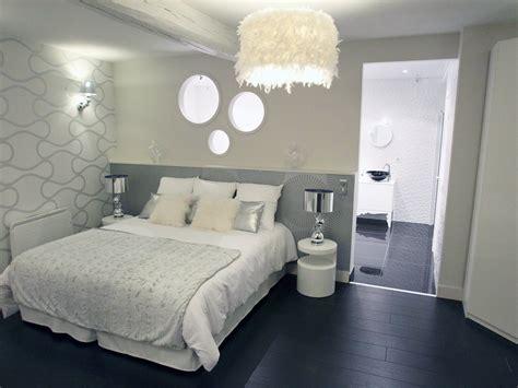 chambre blanche et grise free la chambre blanche hotel r chambre blanche et grise