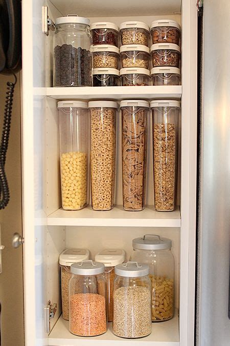 Top 10 Tips for Pantry Organization and Storage   My OCD