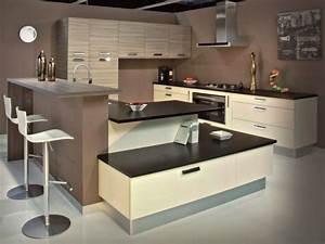 Table Cuisine Moderne : 28 best images about cuisine moderne on pinterest zimbabwe plan de travail and coins ~ Teatrodelosmanantiales.com Idées de Décoration