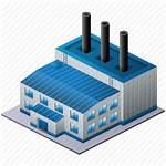 Factory Icon Vector Transparent Plant Freeiconspng Engine