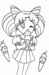 Sailor Moon Coloring Pages Printable Colouring Getcolorings Sumptuous Getdrawings Space Lunar Rover Sai sketch template