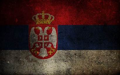Serbia Flag Serbian Serbien Flagge Serbie Drapeau
