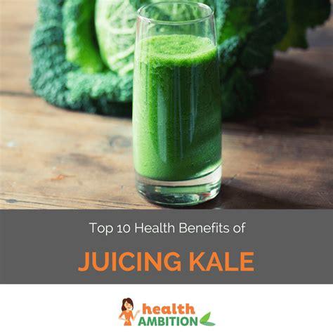 kale benefits juicing health leafy bitter hate healthambition