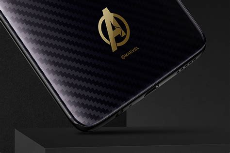heres  avengers edition oneplus   verge