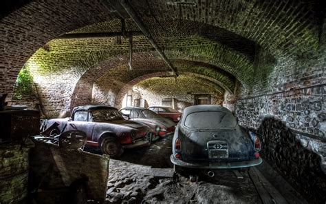Found In Barn by Belgian Alfa Romeo Barn Finds