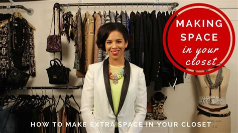 How To Make From Your Closet by How To Make More Space In Your Closet