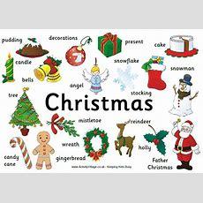 Christmas 25th December English