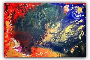 Erotische Kunst Bilder : blau gelb k nstler bild abstrakt malerei gem lde acrylbilder ~ Sanjose-hotels-ca.com Haus und Dekorationen