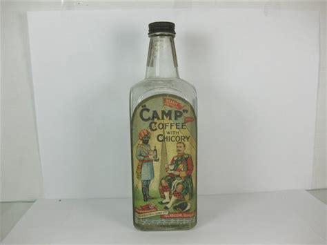 shop stuff  bottle camp coffee  chicory