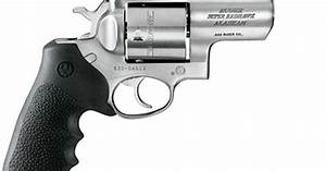 Ruger® Super Redhawk Alaskan®. This is the gun used by ...