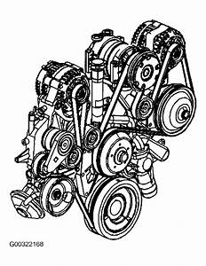 2004 Chevy Silverado Serpentine Belt Diagram