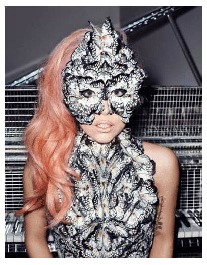 Gaga Lady Bazaar Magazine Richardson Terry Harper