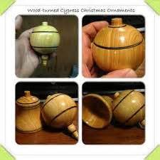 turned christmas ornaments images