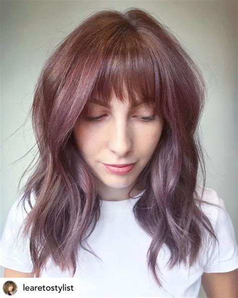 Different Kinds Of Bangs For Hair Hairstyle Ideas for