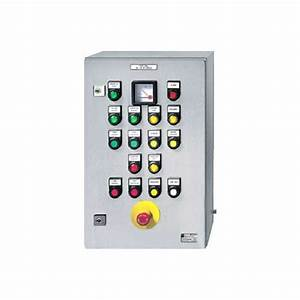 Stainless Steel Local Control Station Panel  Rs 700   Piece