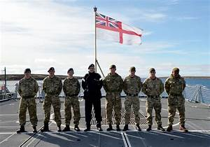 Army and RAF experience life on board navy ship | Royal Navy