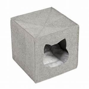 Katzenhöhle Für Regal : katzenh hle f r regale aus filz jetzt g nstig kaufen bei zooplus ~ Frokenaadalensverden.com Haus und Dekorationen