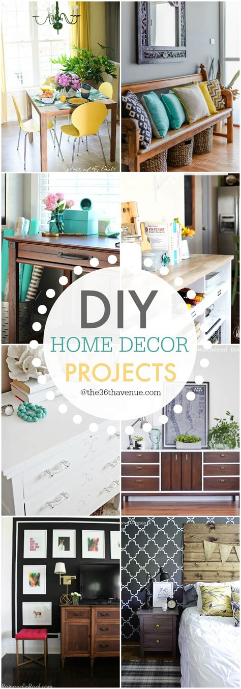 diy home decor projects  ideas   avenue