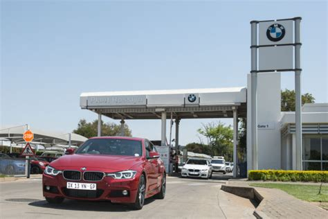 Bmw South Africa Plant by Rosslyn Plant