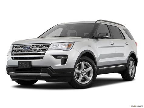 Lease A 2018 Ford Explorer Automatic 2wd In Canada
