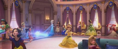 ralph breaks  internet disney princesses outfits