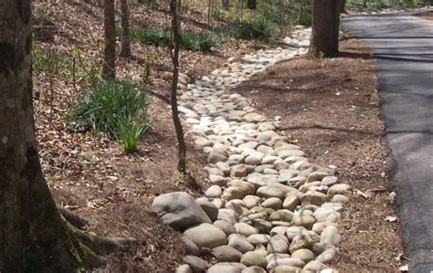 driveway runoff solutions 17 best images about dry creeks on pinterest stream bed the grass and landscapes