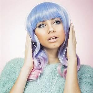 Couleur Cheveux Pastel : rainbow hair les plus belles colorations cheveux de pinterest magazine avantages ~ Melissatoandfro.com Idées de Décoration
