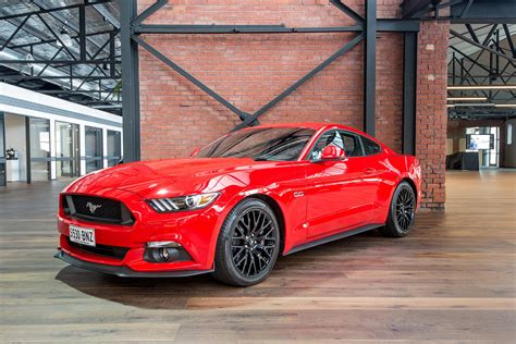ford mustang   richmonds classic