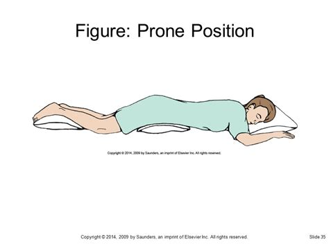 Prone Position Images Lifting Moving And Positioning Patients Ppt