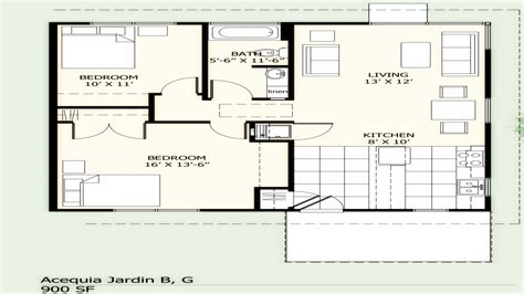 blue prints for homes 900 square house plans simple two bedroom 900 sq ft