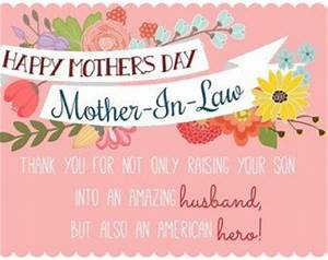 Mother's Day Wishes for Mother-in-Law | Happy Mother's Day ...