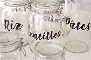 Bocaux En Verre Pour Conserves : bocaux en verre bocaux verre acheter lot de 6 bocaux de ~ Nature-et-papiers.com Idées de Décoration